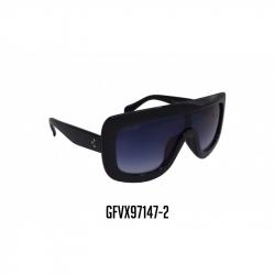 GAFAS VIROX MARCO SEMICUADRADO NEGRO GFVX97147-2
