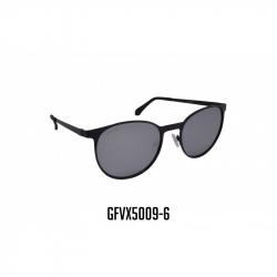 GAFAS VIROX MARCO NEGRO LENTE PLATEADO GFVX5009-6