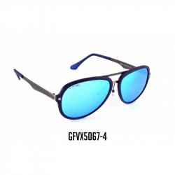GAFAS VIROX POLARIZADA OVALADO LENTE AZUL GFVX5067-4