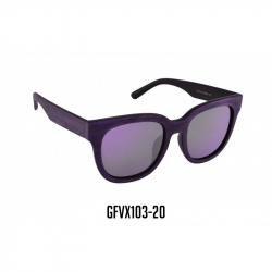 GAFA VIROX MARCO GRUESO LENTE MORADO GFVX103-20