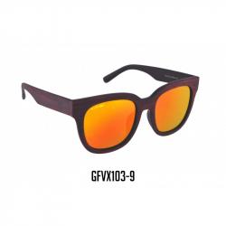 GAFA VIROX MARCO GRUESO LENTE ROJO NARANJA  GFVX103-9