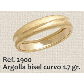 ARGOLLA MATRIMONIAL BISEL...