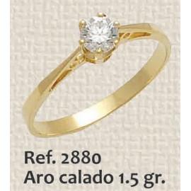 ANILLO DE COMPROMISO ARO...