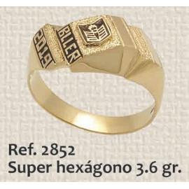 ANILLO DE GRADO SUPER...