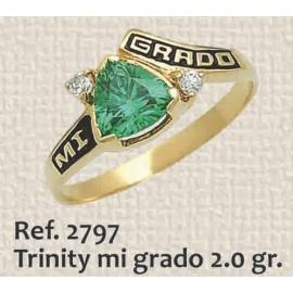 ANILLO TRINITY MI GRADO 2.0...