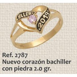 ANILLO DE GRADO BACHILLER...